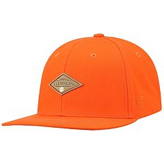 Adult Top of the World Clemson Tigers Springlake Adjustable Cap