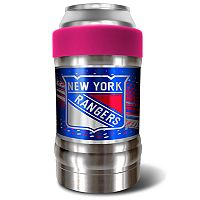 New York Rangers Pink Locker 12-Oz. Insulated Can Holder