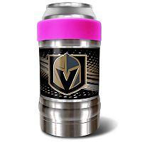 Vegas Golden Knights Pink Locker 12-Oz. Insulated Can Holder