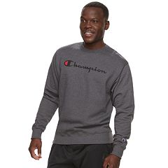 Men's Champion Powerblend Fleece Top