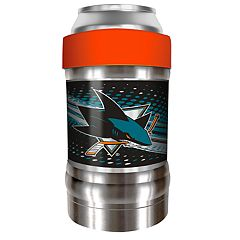 San Jose Sharks Orange Locker 12-Oz. Insulated Can Holder
