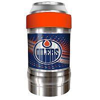 Edmonton Oilers Orange Locker 12-Oz. Insulated Can Holder