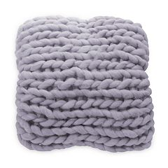 Park Avenue Super Chunky Knit Throw