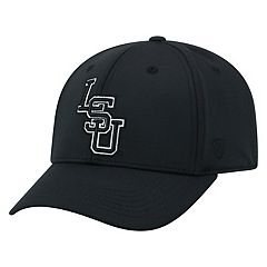 Adult Top of the World LSU Tigers Tension Cap