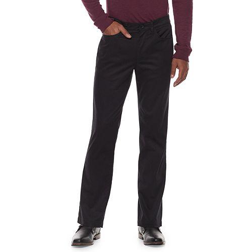Men's Apt. 9® Premier Flex Straight-Fit 5-Pocket Pants
