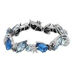 Simply Vera Vera Wang Blue Stretch Bracelet