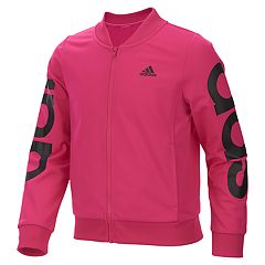 Girls 4-6x adidas Logo Track Jacket
