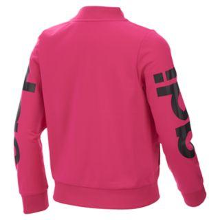 Girls 4-6x adidas Logo Track Jacket