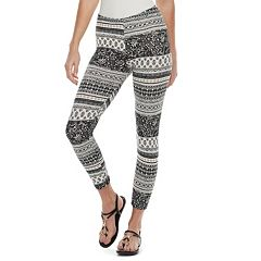 Women's French Laundry Printed Leggings