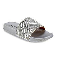 Olivia Miller Daytona Women's Slide Sandals