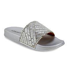 Olivia Miller Daytona Women's Slide Sandals