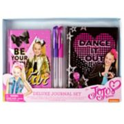 Girls 4-16 JoJo Siwa 4-piece Deluxe Journal Set