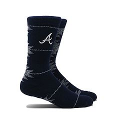 Men's Atlanta Braves Camouflage Crew Socks