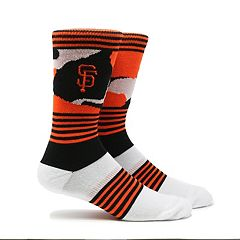 Men's San Francisco Giants Camouflage Crew Socks