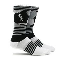 Men's Chicago White Sox Camouflage Crew Socks