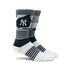 Men's New York Yankees Camouflage Crew Socks
