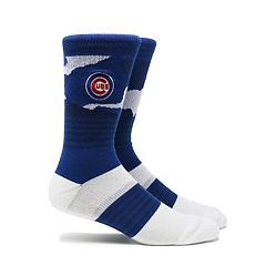 Men's Chicago Cubs Camouflage Crew Socks