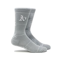 Men's Oakland Athletics Geo Crew Socks
