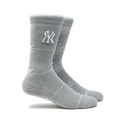 Men's New York Yankees Geo Crew Socks