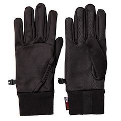 Men's Heat Last Heat-Lined Fleece Touchscreen Gloves