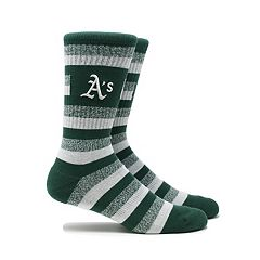 Men's Oakland Athletics Steps Crew Socks