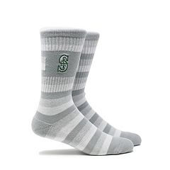 Men's Seattle Mariners Steps Crew Socks