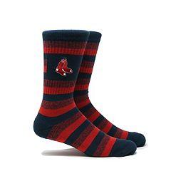 Men's Boston Red Sox Steps Crew Socks