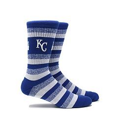 Men's Kansas City Royals Steps Crew Socks