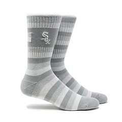 Men's Chicago White Sox Steps Crew Socks