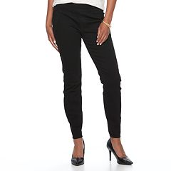 Women's Apt. 9® Curvy Pull-On Skinny Jeans