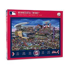 Minnesota Twins Find Joe Journeyman Search Puzzle