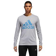 Men's adidas Mesh Logo Tee