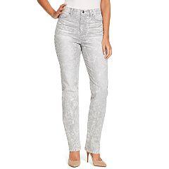 Petite Gloria Vanderbilt Amanda Classic Tapered Jeans