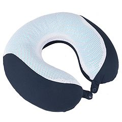 Portsmouth Home Cooling Gel Memory Foam Travel Pillow