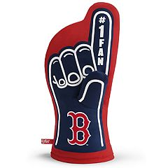 Boston Red Sox Number One Fan Oven Mitt