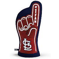 St. Louis Cardinals Number One Fan Oven Mitt