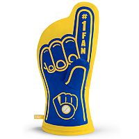 Milwaukee Brewers Number One Fan Oven Mitt