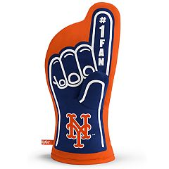 New York Mets Number One Fan Oven Mitt