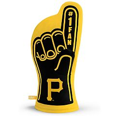 Pittsburgh Pirates Number One Fan Oven Mitt