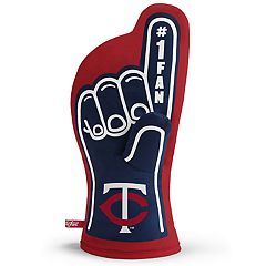 Minnesota Twins Number One Fan Oven Mitt
