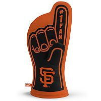 San Francisco Giants Number One Fan Oven Mitt