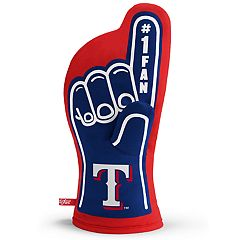 Texas Rangers Number One Fan Oven Mitt