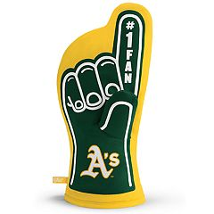 Oakland Athletics Number One Fan Oven Mitt