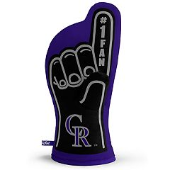 Colorado Rockies Number One Fan Oven Mitt