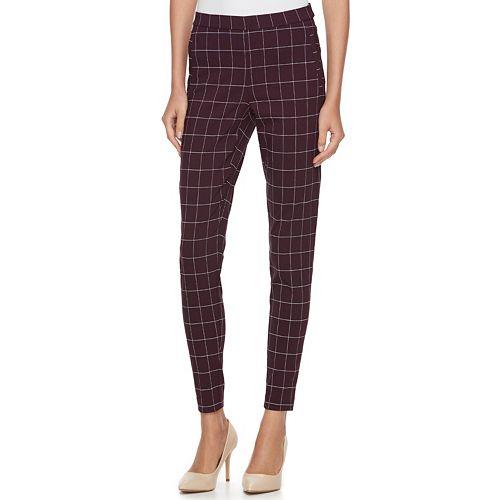 Women's ELLE™ Pull-On Skinny Pants