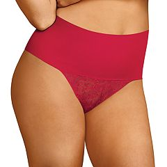 0654dc6cd55a Women's Maidenform Maidenform Tame Your Tummy Lace Thong DM0049