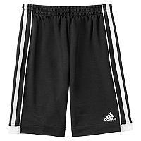 Boys 4-7x adidas Speed Striped Shorts