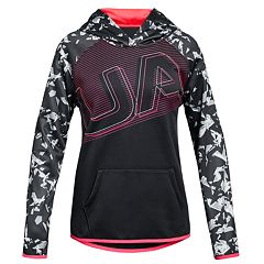 Girls 7-16 Under Armour Fleece Big Logo Hoodie