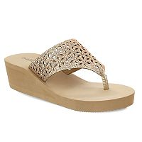 Olivia Miller Pensacola Women's Wedge Sandals