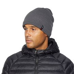 Men's HeatKeep Sherpa-Lined Waffle-Knit Beanie
